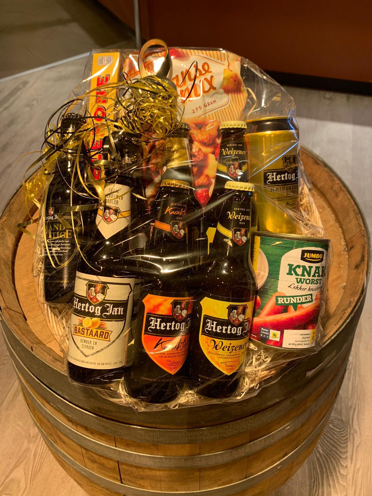 Bierpakket Hertog Jan